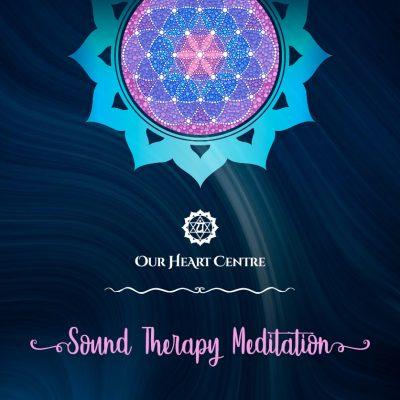 sound therapy meditation